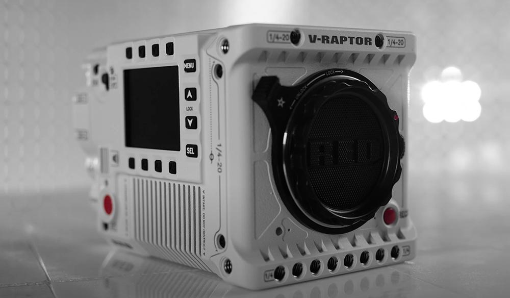Breaking News: RED Announces New 8K Camera V-RAPTOR ST