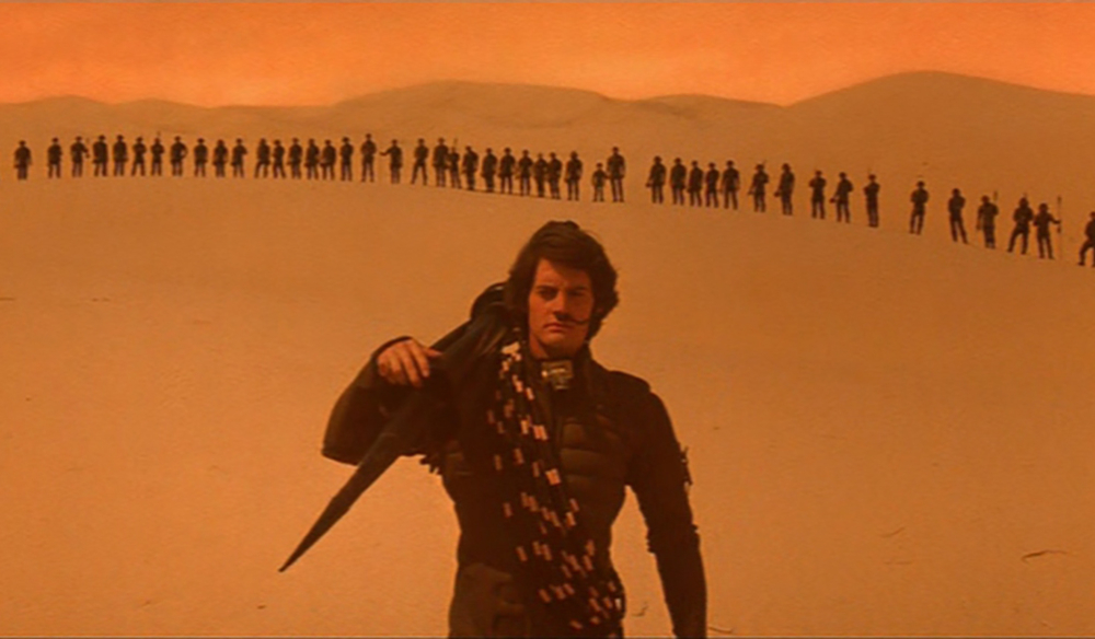 5 Reasons Why David Lynch's Dune Kind of Rules