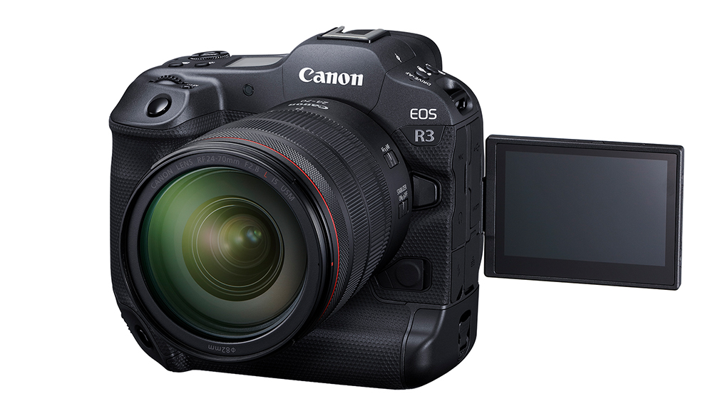 Breaking News: Canon Announces EOS R3 Specs and Price