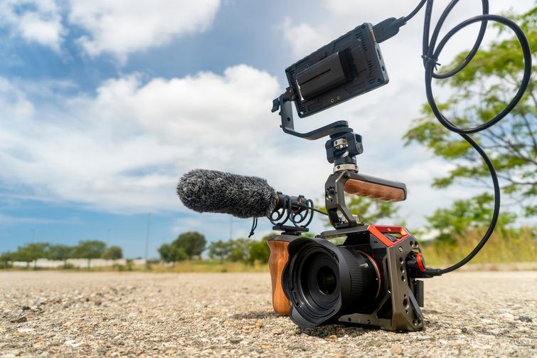 Handheld Filmmaking Rig
