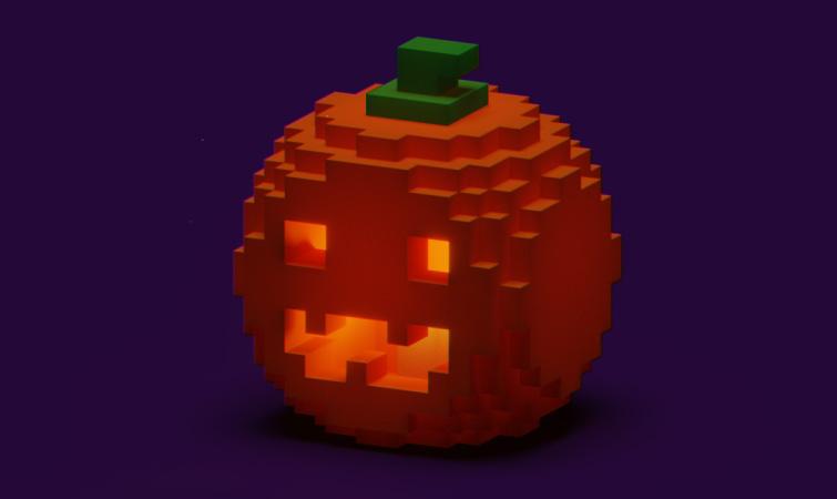Pumpkin Lighting