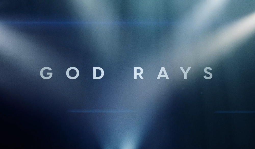 15 God Ray Light Overlays for Video Editors and Motion Designers