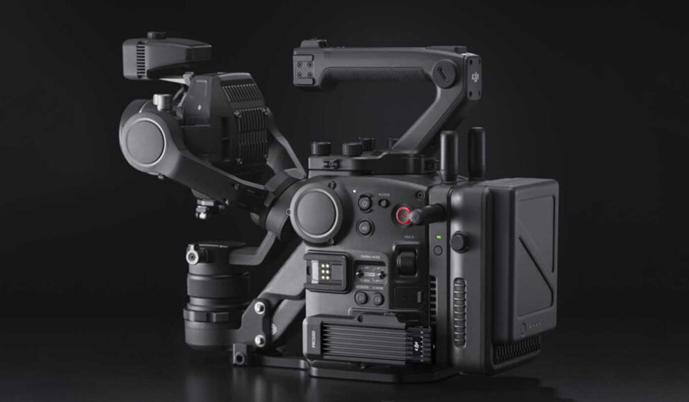 Breaking News: DJI's New Ronin 4D All-in-One Camera/Gimbal